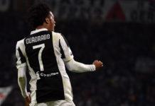 Cuadrado, il calciatore colombiano dell'anno per time