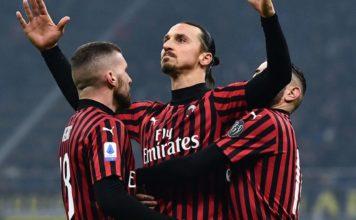Il Milan batte il Sassuolo con il gol più veloce della storia italiana