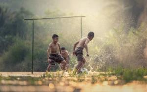 Le politiche del gioco del calcio sono estremamente semplici