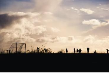 Qual è lo sfondo del calcio
